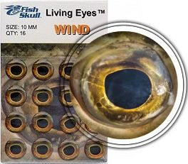 FishSkull Living Eyes Wind