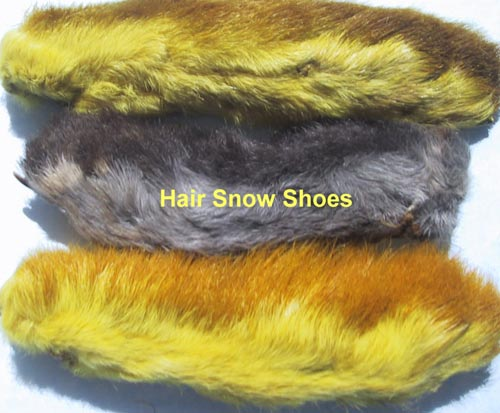 Hair-Snow-Shoes